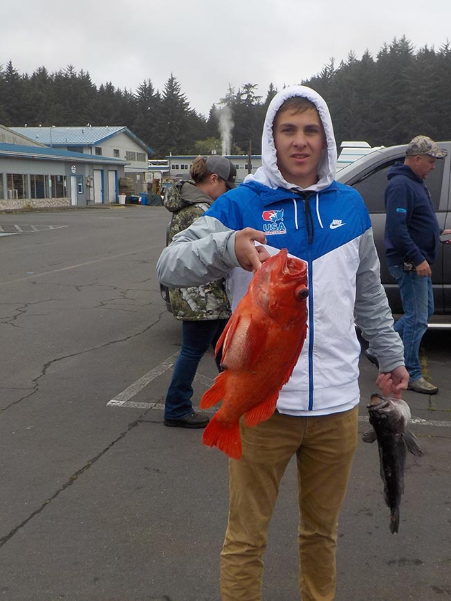About - Great Catch - Betty Kay Charters - Deep Sea Fishing Charters on the Southern Oregon Coast