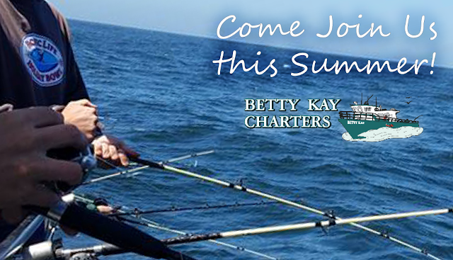 Let's have the best Deep Sea Fishing Season Ever in 2018 with Betty Kay Charters!